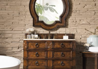 Regent 41 Single Sink Bathroom Vanity