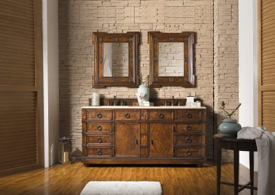 Regent 71 Double Bathroom Vanity