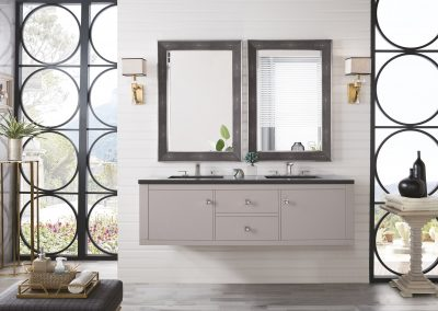 Silverlake 60 Double Vanity, Mountain Mist