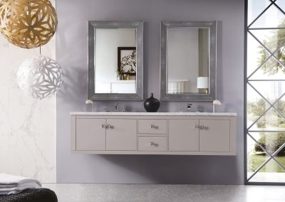 Silverlake 72 Double Vanity, Mountain Mist