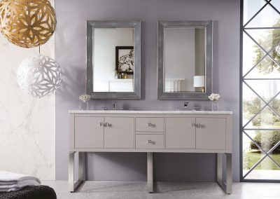 Westlake 72 Double Vanity, Mountain Mist