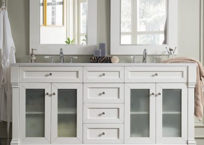 Weston 72 Double Bathroom Vanity