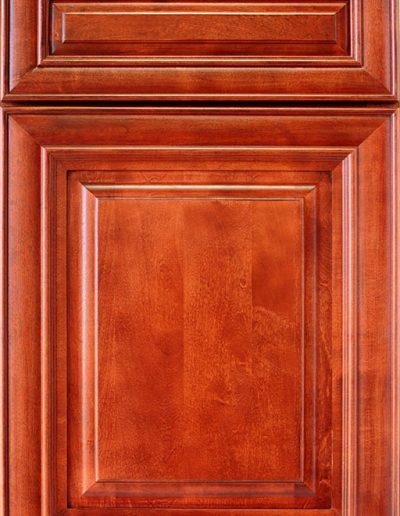 J5 Mahogany Maple Vanity