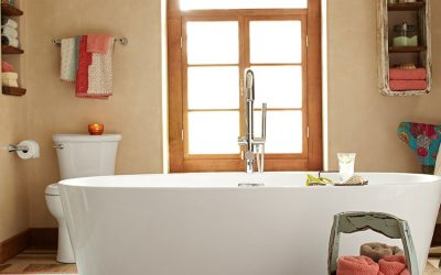 What bathroom design trends suit your home best?