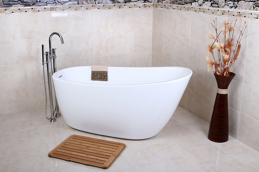 Key Differences Between Acrylic And Steel Bathtubs