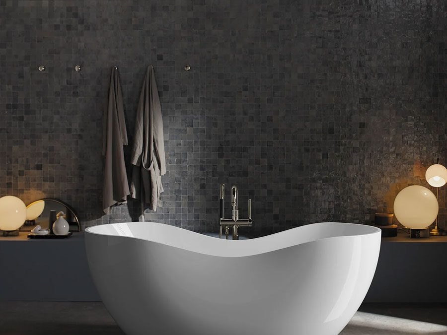 What Are The Advantages Of Acrylic Bathtubs?
